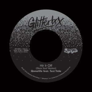 HIT IT OFF (ft.TENI TINKS) (7 inch)