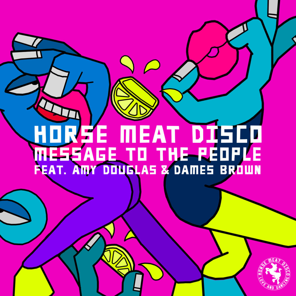 MESSAGE TO THE PEOPLE (DANNY KRIVIT / KELLY G. REMIXES)