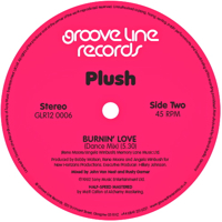 FREE AND EASY (DANCE MIX) / BURNIN' LOVE (DANCE MIX)