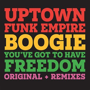 BOOGIE / YOU'VE GOT TO HAVE FREEDOM
