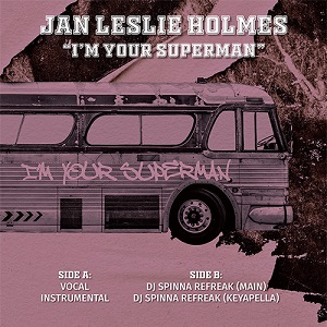 I'M YOUR SUPERMAN (inc.DJ SPINNA REMIXES)