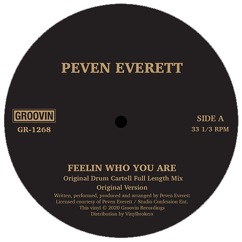 FEELIN WHO YOU ARE -pre-order-