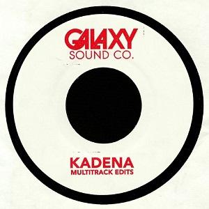MULTITRACK EDITS (7 inch) [GSC4517] - KADENA (aka TODD OSBORN