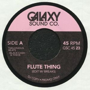 FLUTE THING (7inch) -pre-order-