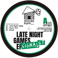 LATE NIGHT GAMES EP