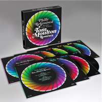 "PHILLY RE-GROOVED VINYL EDITION (8 x 12"" BOX SET)"