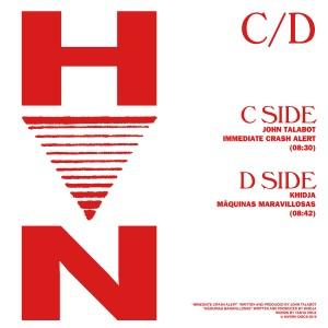 HVN C/D [HVNCD] - JOHN TALABOT / KHIDJA - HIVERN DISC (EU) - STRADA