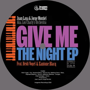 GIVE ME THE NIGHT EP (7 inch)