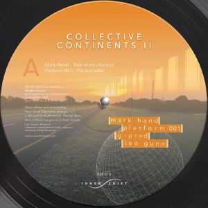 COLLECTIVE CONTINENTS II -pre-order-