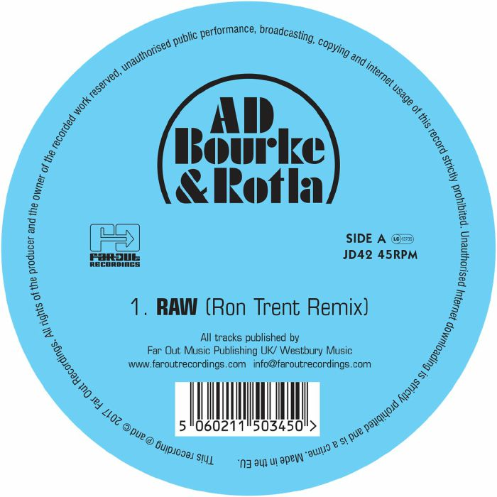 RAW - RON TRENT REMIX