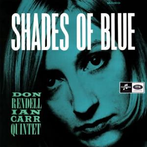 SHADES OF BLUE (LP) -pre-order-