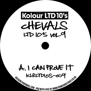 KOLOUR LTD 10'S VOL. 9 (10 inch)