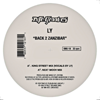 BACK TO ZANZIBAR (RE-MASTERED)