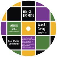 HOUSE LEGENDS (SAMPLER ONE)