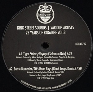 25 YEARS OF PARADISE VOL. 3