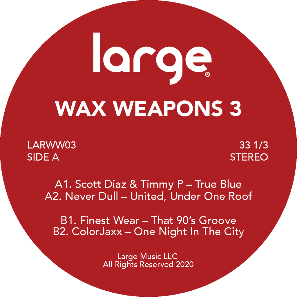 WAX WEAPONS 3