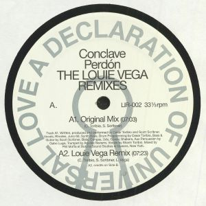 PERDON: THE LOUIE VEGA REMIXES