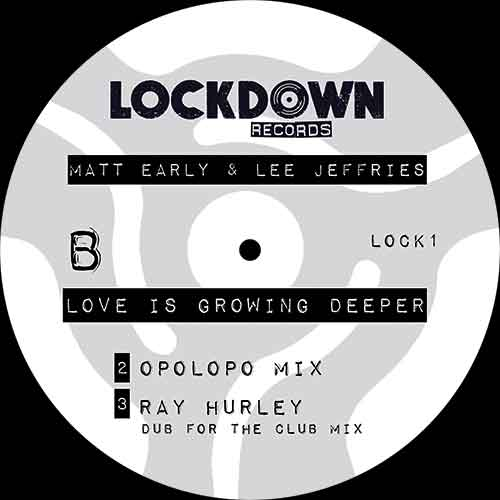 LOVE IS GROWING DEEPER -pre-order-