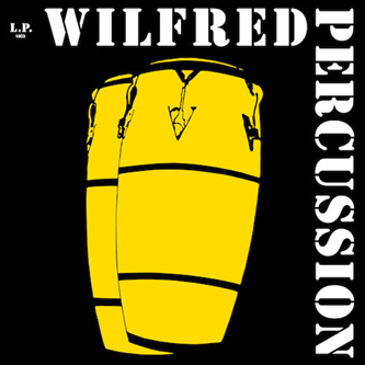 WILFRED PERCUSSION ‎(LP)