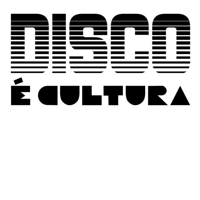 DISCO É CULTURA VOL​.​1 (LP)