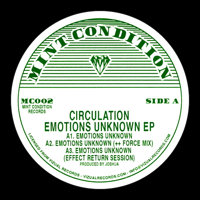 EMOTIONS UNKNOWN EP
