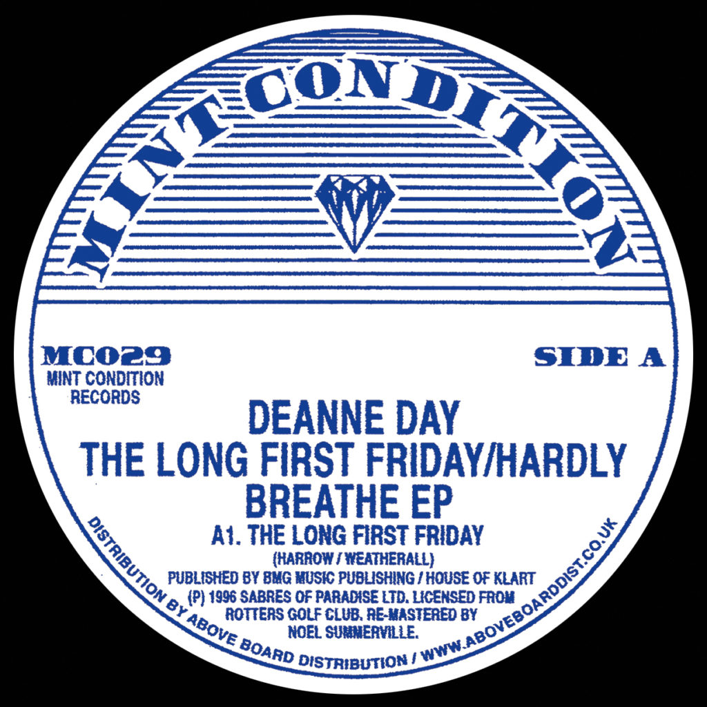 THE LONG FIRST FRIDAY / HARDLY BREATHE -pre-order-