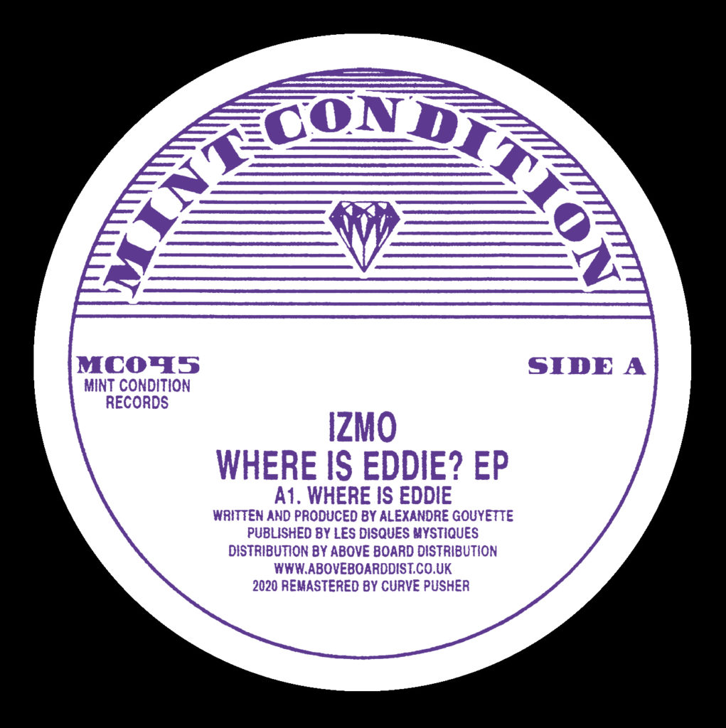 WHERE IS EDDIE? EP