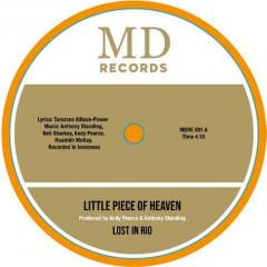 LITTLE PIECE OF HEAVEN / LITTLE PIECE OF HEAVEN (STUDIO84 REMIX)
