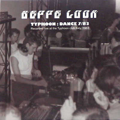 TYPHOON DANCE 7/83 (MIX-CD)