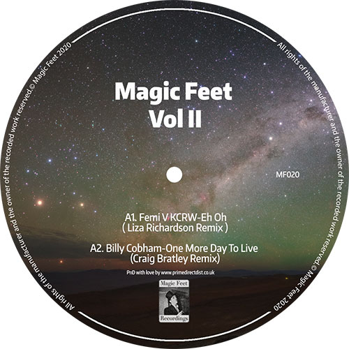 MAGIC FEET VOLUME II