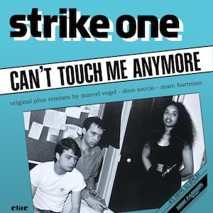 CAN'T TOUCH ME ANYMORE 12""