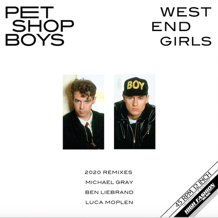 WEST END GIRLS (MICHAEL GRAY, BEN LIEBRAND, MOPLEN REMIXES) (2LP