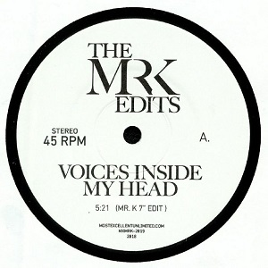 VOICES INSIDE MY HEAD (7 inch)