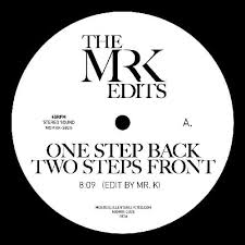 ONE STEP BACK, TWO STEPS FRONT / FUNK IT