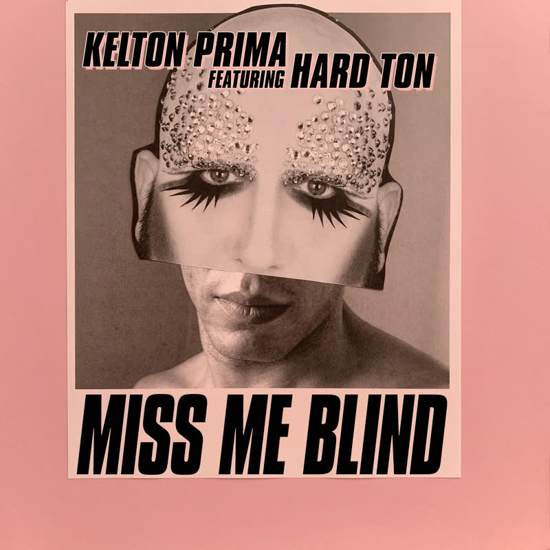 MISS ME BLIND (FEAT. HARD TON) -pre-order-