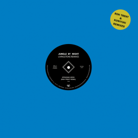 LIVINGSTONE REMIXES (BY RON TRENT & KUNIYUKI) -RSD LIMITED-