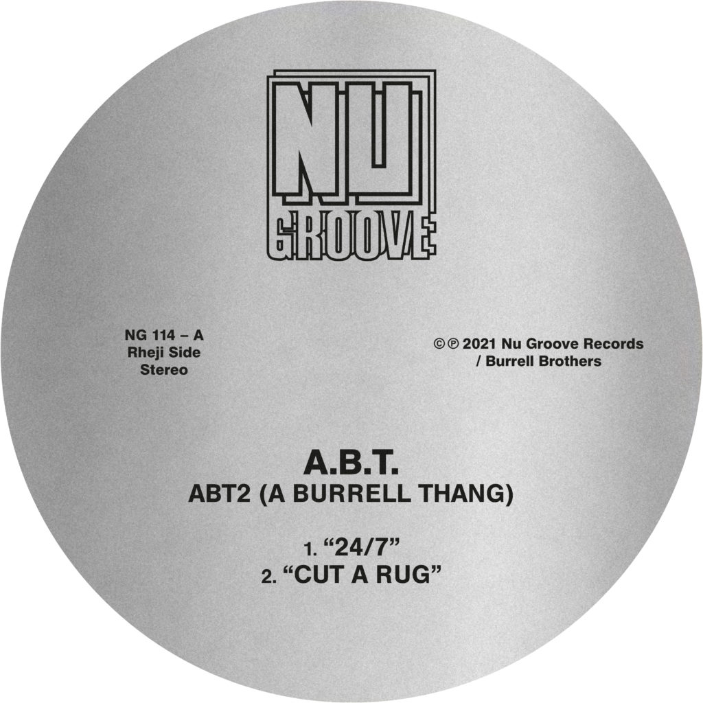 ABT2 (A BURRELL THANG) -pre-order-
