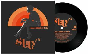 ALL I NEED IS YOU (7inch) -pre-order-