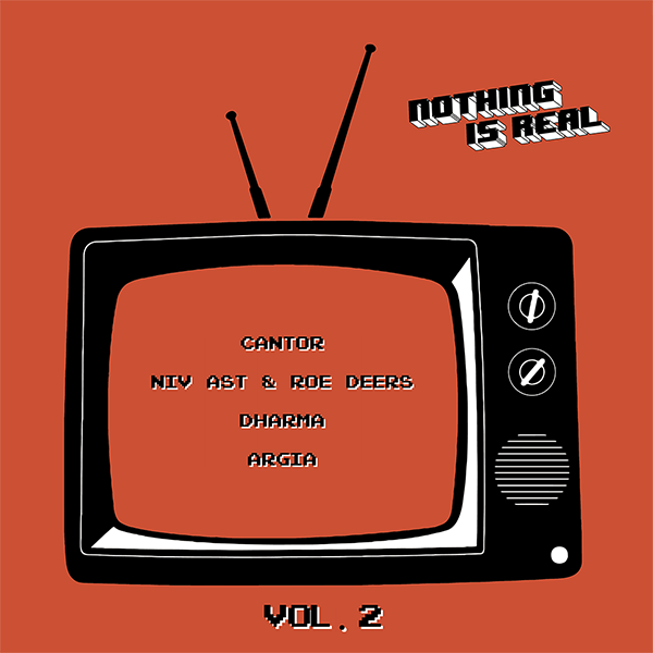 NOTHING IS REAL VA #2 EP -pre-order-