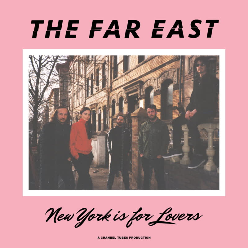 NEW YORK IS FOR LOVERS -pre-order-