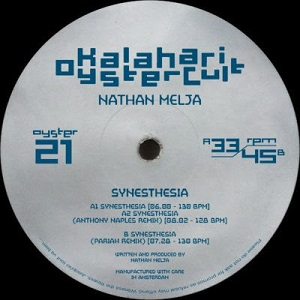 SYNESTHESIA (ANTHONY NAPLES / PARIAH REMIXES)