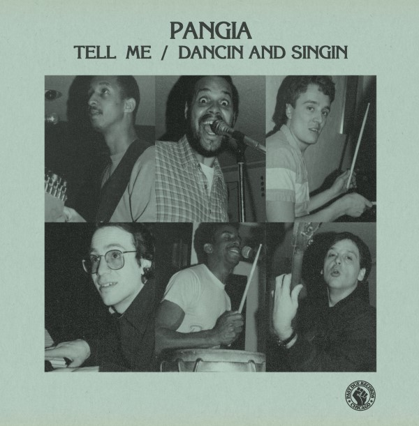 TELL ME (7 inch)