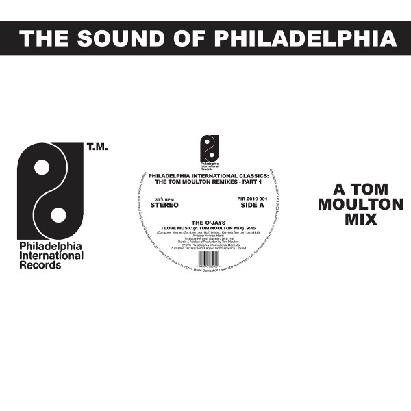 PHILADELPHIA INT'L CLASSICS - THE TOM MOULTON REMIXES : PART 1(W