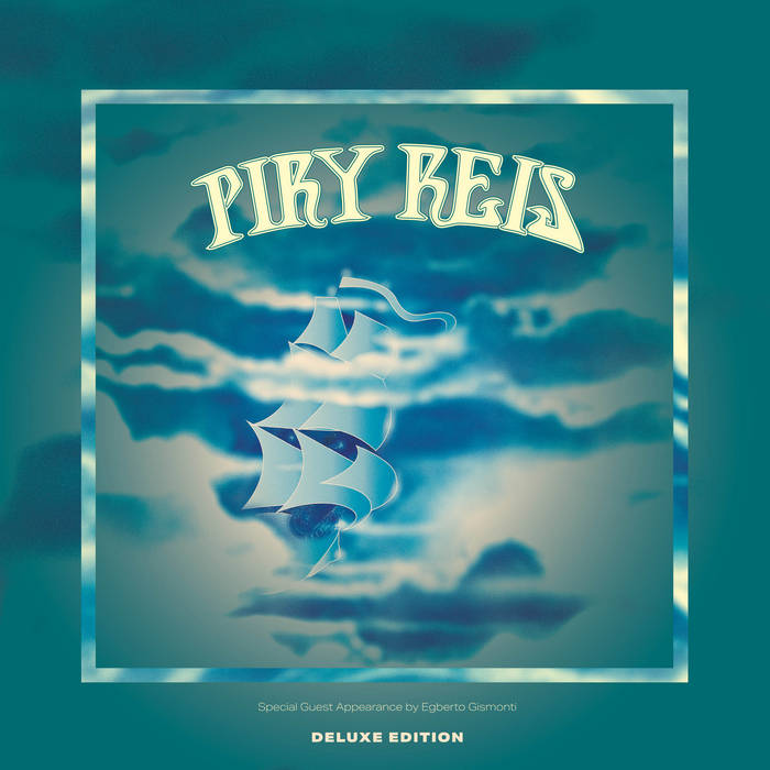 PIRY REIS (DELUXE EDITION) -pre-order-