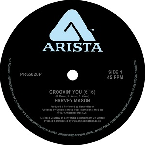 GROOVIN' YOU -RSD LIMITED-