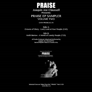 PRAISE EP SAMPLER VOLUME TWO