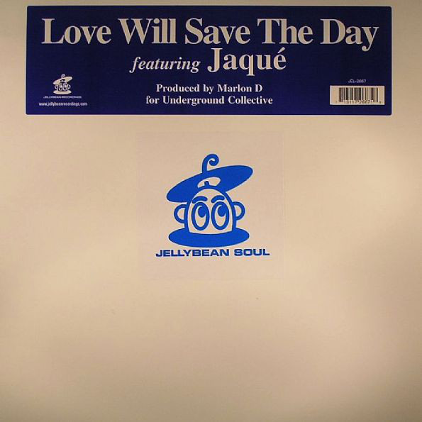 LOVE WILL SAVE THE DAY (USED)