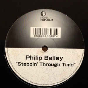 STEPPIN' THROUGH TIME (USED)