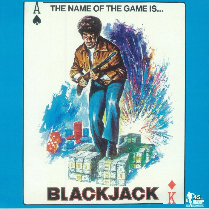 BLACKJACK (feat. LORETTA HOLLOWAY) (7 inch)