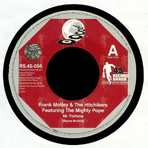 MR FORTUNE (feat. THE MIGHTY POPE) (7 inch)